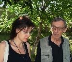 Laura şi Petru Poantă 2006 _ http://www.laurapoanta.ro/Poze/carti/Laura_si_petre_2006_mc.jpg